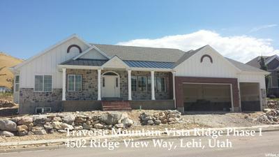 4502 N RIDGE VIEW WAY # 20, Lehi, UT 84043 - Photo 1