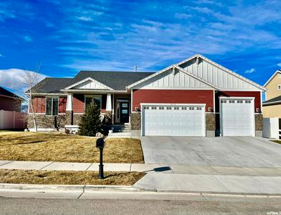 6552 W MUZZLE LOADER DR, Herriman, UT 84096 - Photo 1