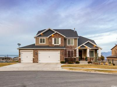 5566 W BUGLE RIDGE CT, Herriman, UT 84096 - Photo 1