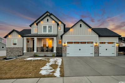 6757 W WINDING OAK DR, Herriman, UT 84096 - Photo 1