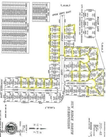 845 E COBBLE LANE, Taylor, AZ 85939 - Photo 1