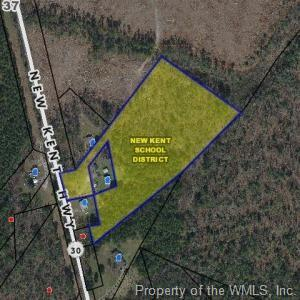 00 NEW KENT HIGHWAY, Barhamsville, VA 23011 - Photo 1