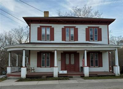 214 LINCOLN ST, Parker City, PA 16049 - Photo 1