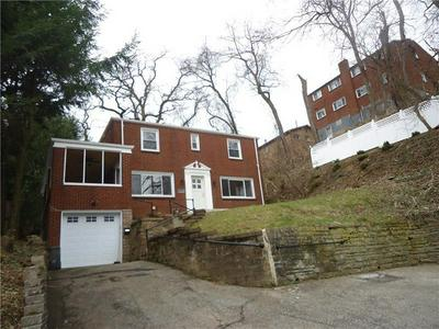 4310 LUSTER ST, SQUIRREL HILL, PA 15217 - Photo 1