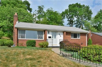 519 SOMERVILLE DR, Pittsburgh, PA 15243 - Photo 1