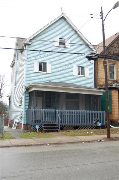 224 HAWKINS AVE, North Braddock, PA 15104 - Photo 1