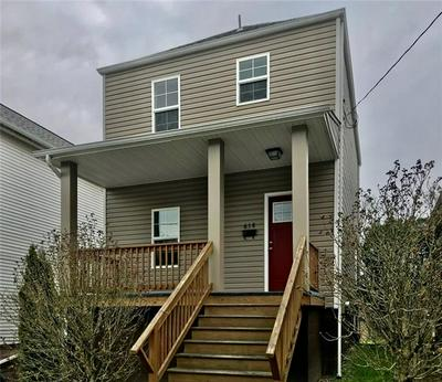 618 DUQUESNE AVE, Canonsburg, PA 15317 - Photo 1