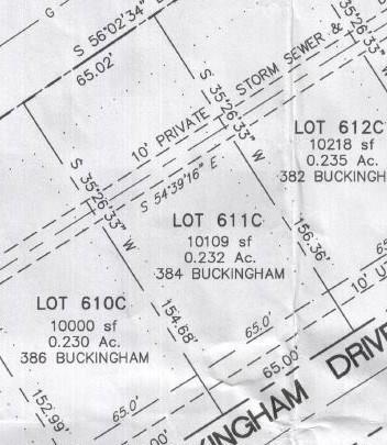384 BUCKINGHAM DR LOT 611C, Peters Township, PA 15367 - Photo 2