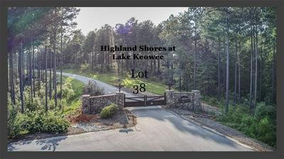 LOT 38 HIGHLAND SHORES AT LAKE KEOWEE ROAD, Salem, SC 29676 - Photo 1