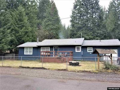 316 WILLOW ST SE, Idanha, OR 97350 - Photo 1