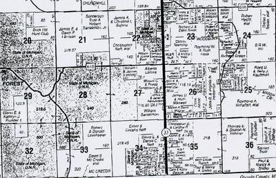 WEAVER ROAD PARCEL C (7.87 AC), Fairview, MI 48621 - Photo 1