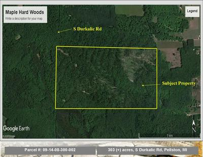 S DURKALIC ROAD, Pellston, MI 49769 - Photo 1