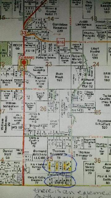 PARCEL G WEAVER ROAD (5.55 AC), Fairview, MI 48621 - Photo 2