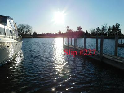 902 BOAT CLUB DR SLIP 227, Cheboygan, MI 49721 - Photo 1