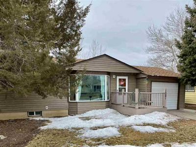 1261 ODELL AVE, THERMOPOLIS, WY 82443 - Photo 1