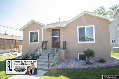 513 W FIR ST, Glenrock, WY 82637 - Photo 1