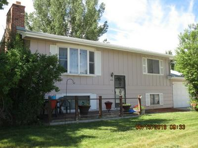 1120 RUSSELL AVE, Worland, WY 82401 - Photo 1