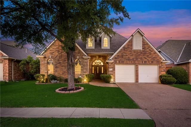 844 Canyon Crest, Irving, Texas 75063