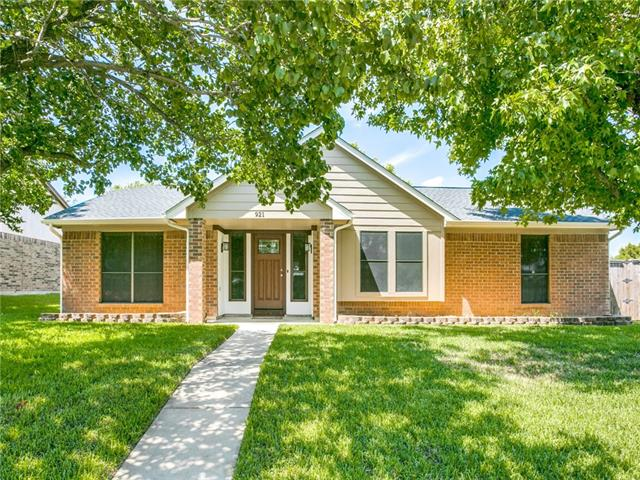 921 Dunning Drive  , Mesquite, Texas 75150