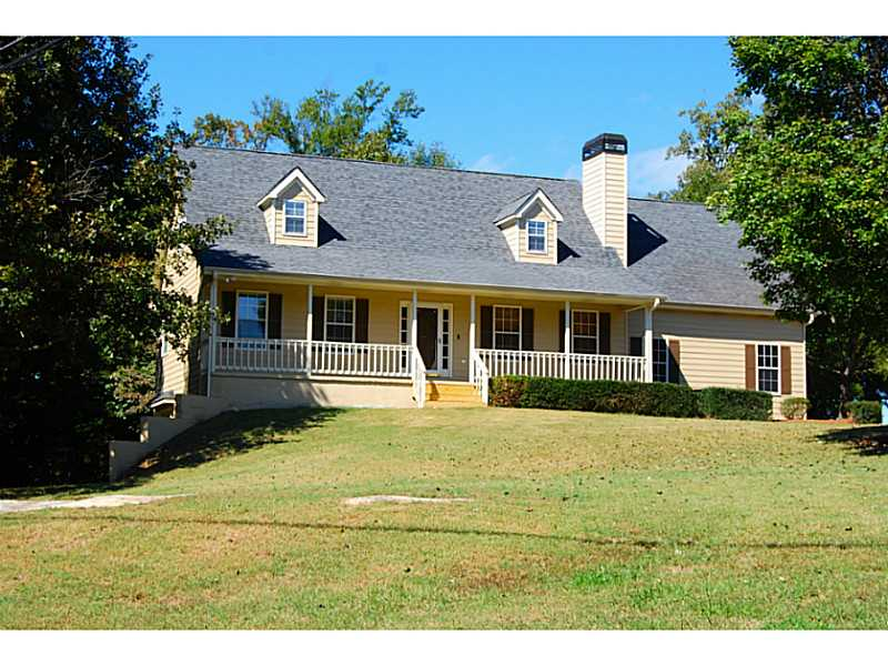 Cape cod style homes for sale buford ga for Cape style homes for sale