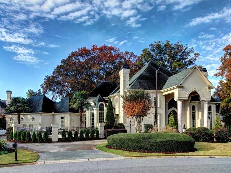 Marietta ga colonial style homes for sale listings for Historic homes for sale in georgia