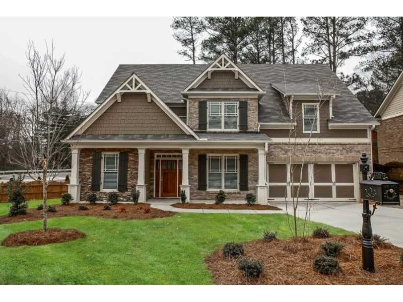 Craftsman style homes for sale marietta ga craftsman homes for Craftsman house for sale