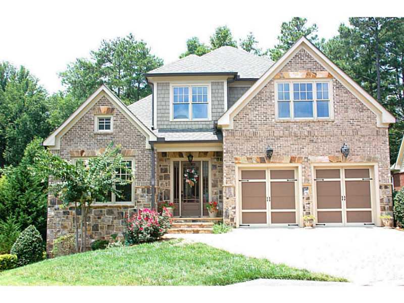 Craftsman Style Homes For Sale Johns Creek Ga Craftsman