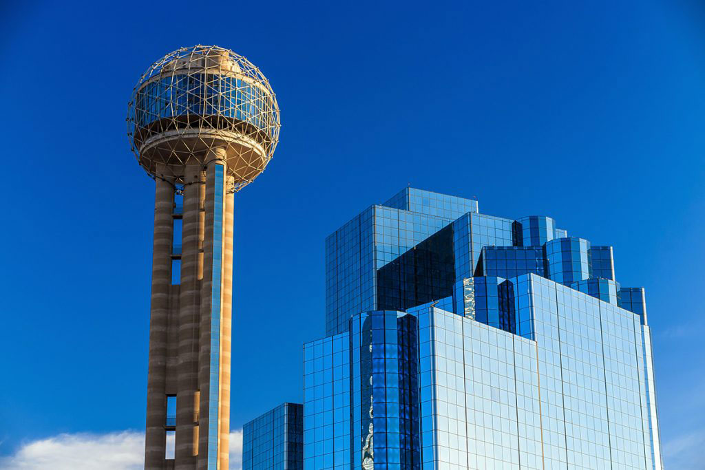 Image result for reunion tower