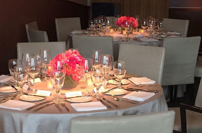 20 Exquisite Dallas Private Dining Rooms