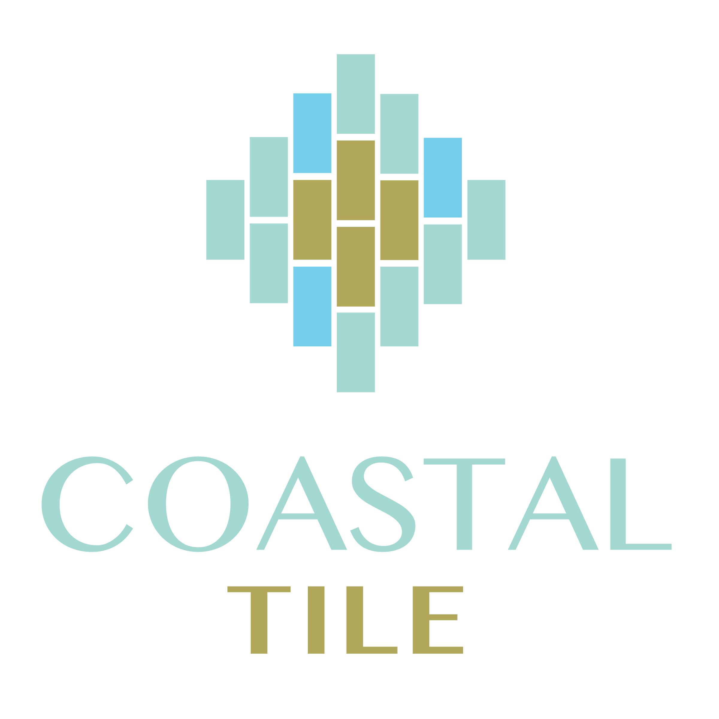 Coastal Tile Business Logo