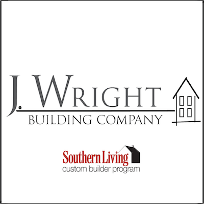 J Wright Building Company Business Logo