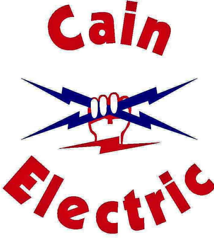 Cain Electric Inc. Business Logo
