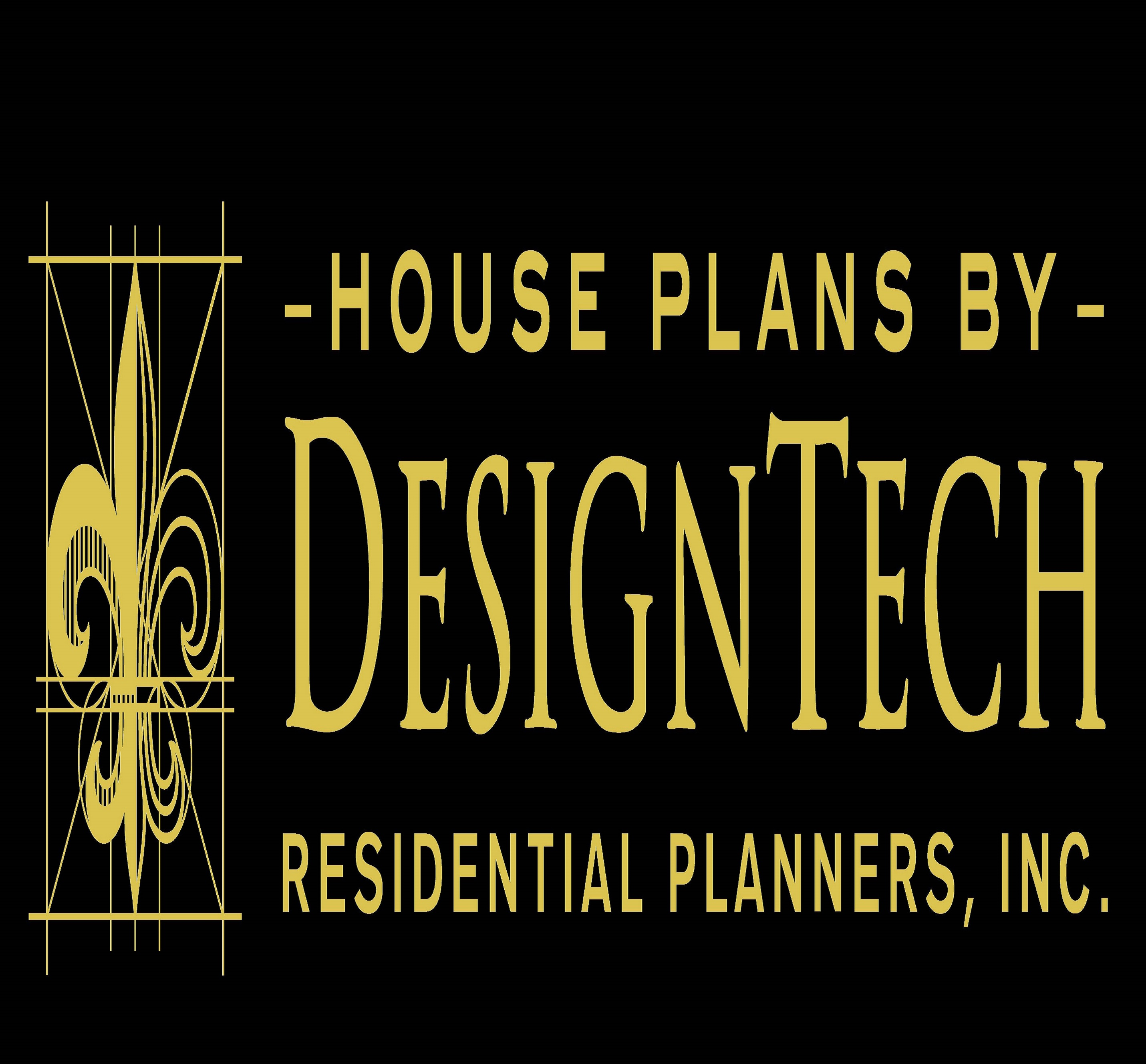 DesignTech Residential Planners, Inc. | Ross Hebert Business Logo