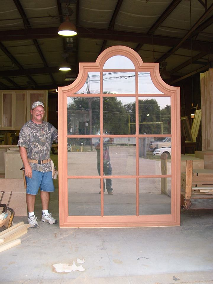 Lafayette Wood Works Matt Comeaux Building Materials And