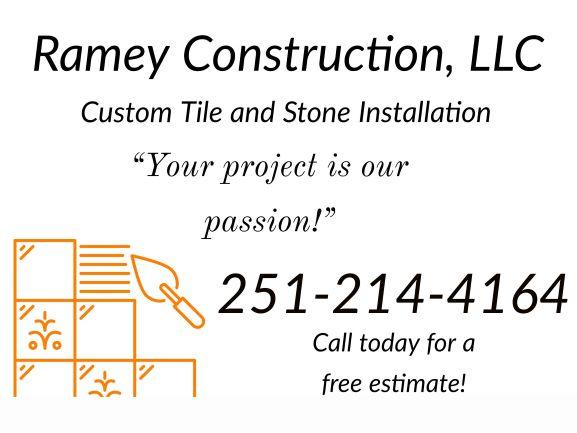 Ramey Construction, LLC Business Logo