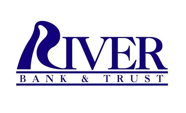 River Bank & Trust | Karen Morris Business Logo