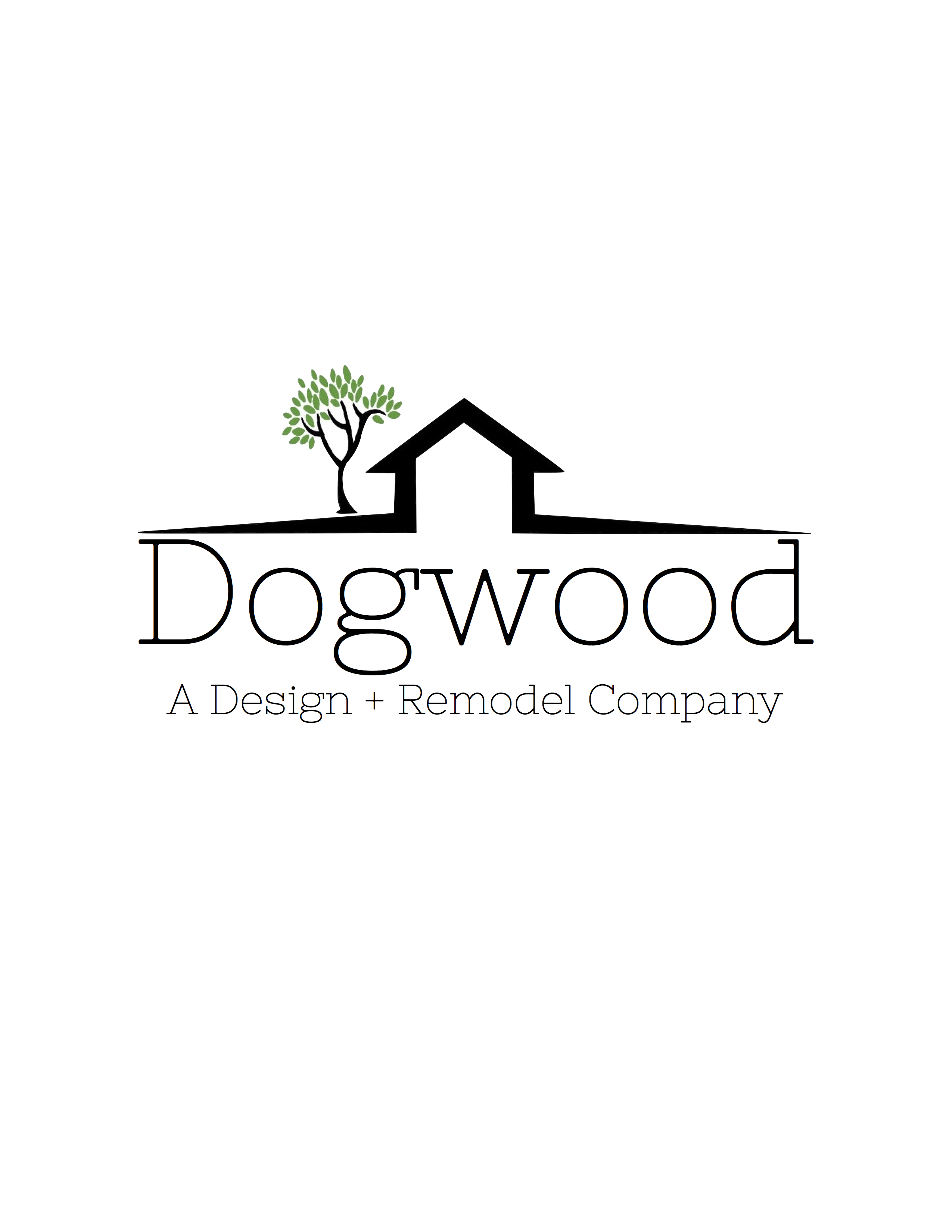 Dogwood Design & Remodel LLC Business Logo