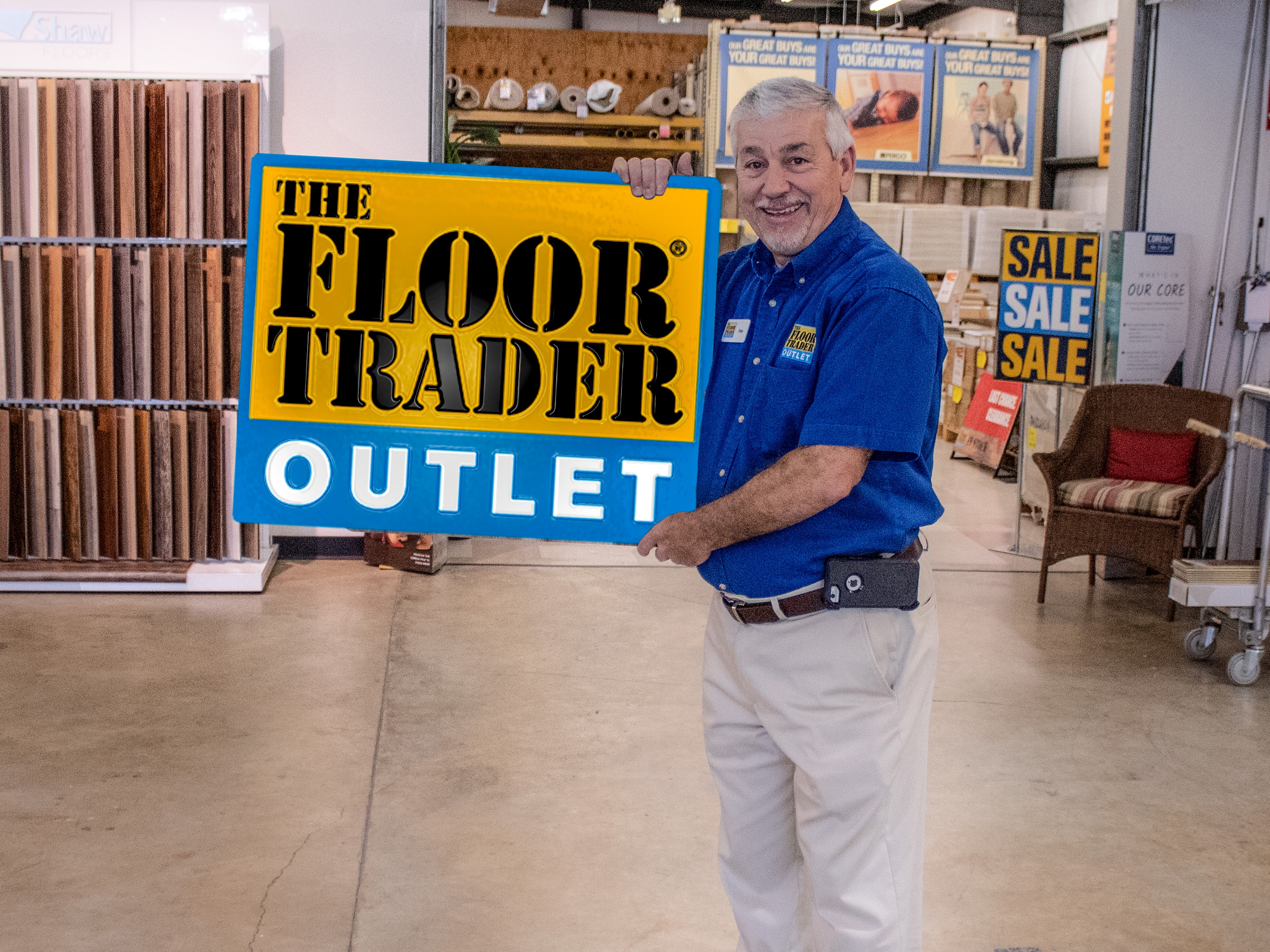 Picture of Pete Quave, Store Manager