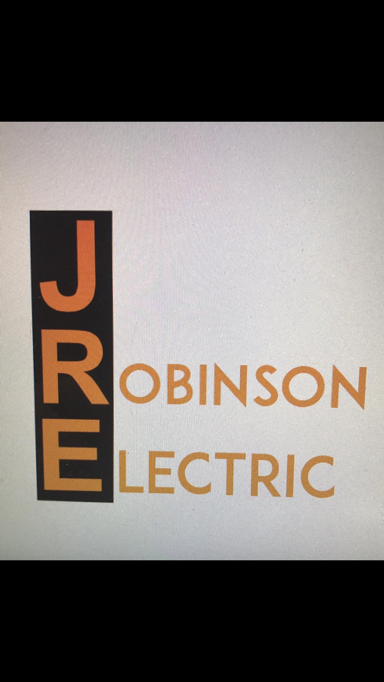 J Robinson Electric Business Logo