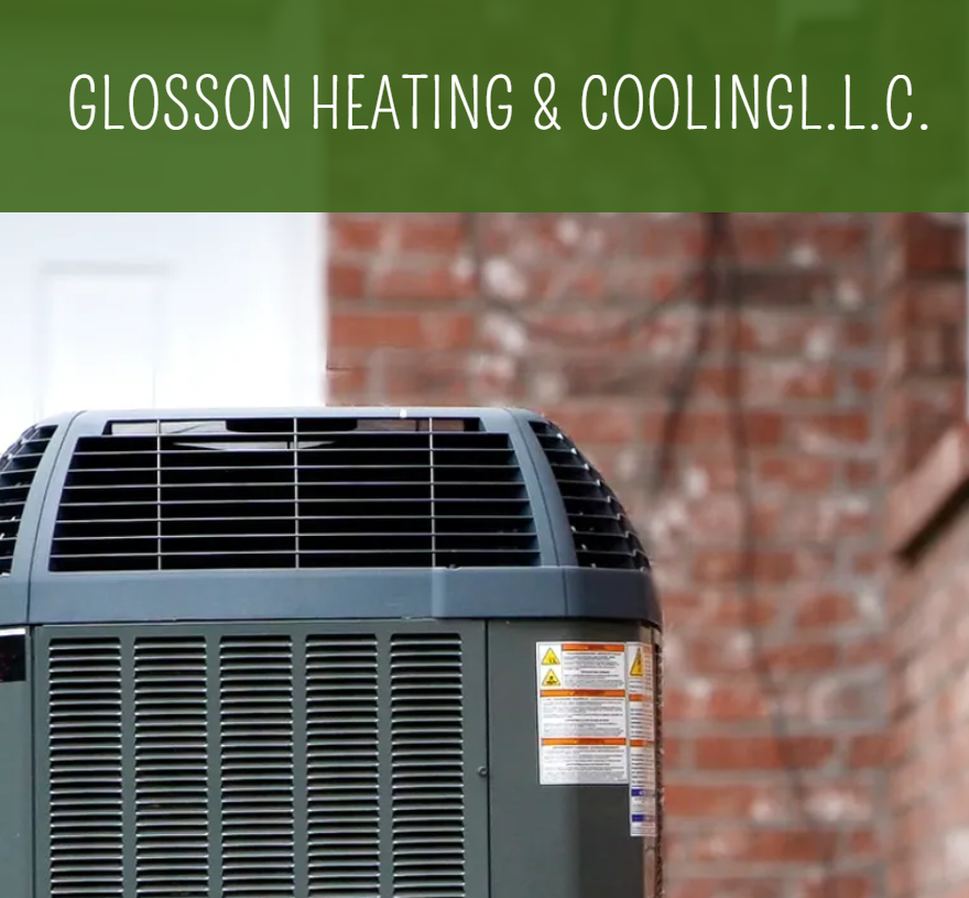 Glosson Heating & AC, Chipper Glosson dba Business Logo