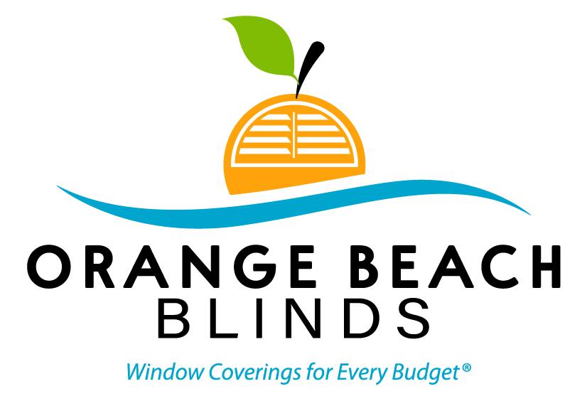 Orange Beach Blinds Business Logo