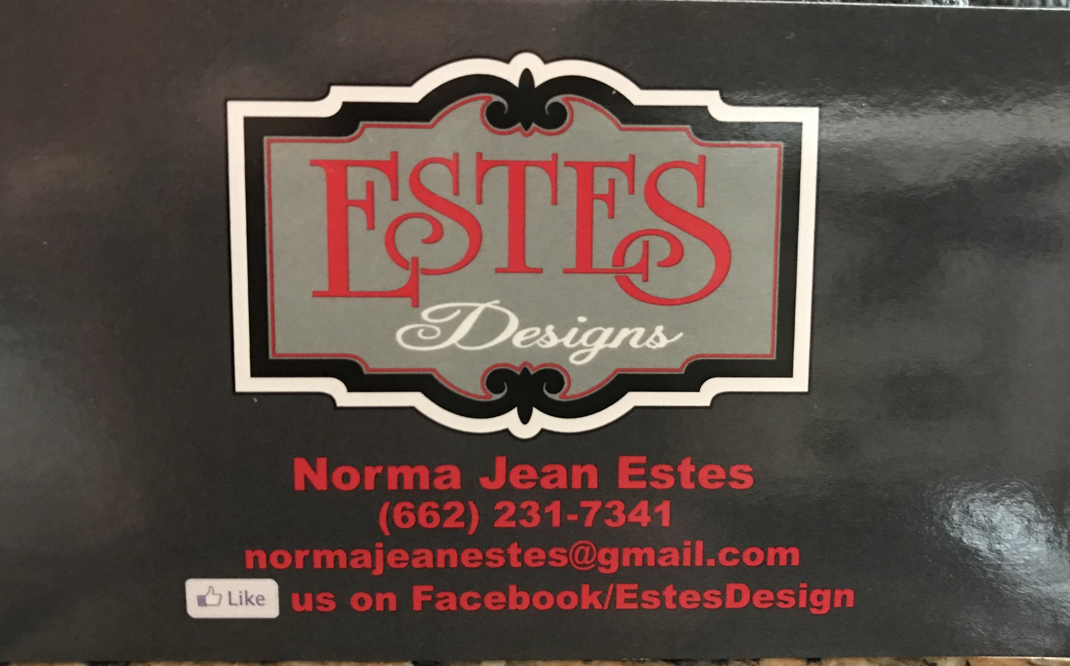 Estes Designs | Norma Jean Estes Business Logo