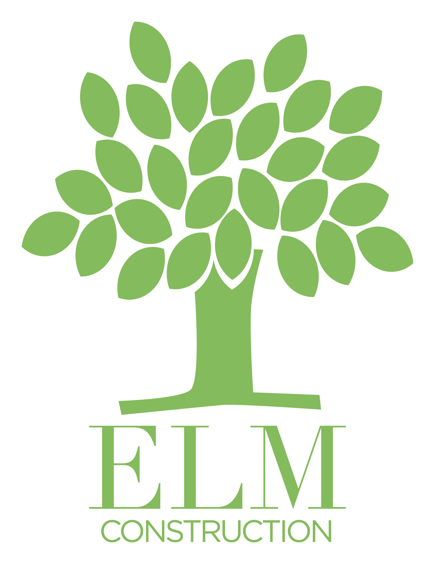ELM Construction LLC Business Logo