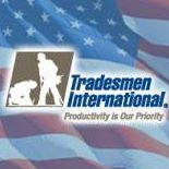 Tradesmen International Business Logo