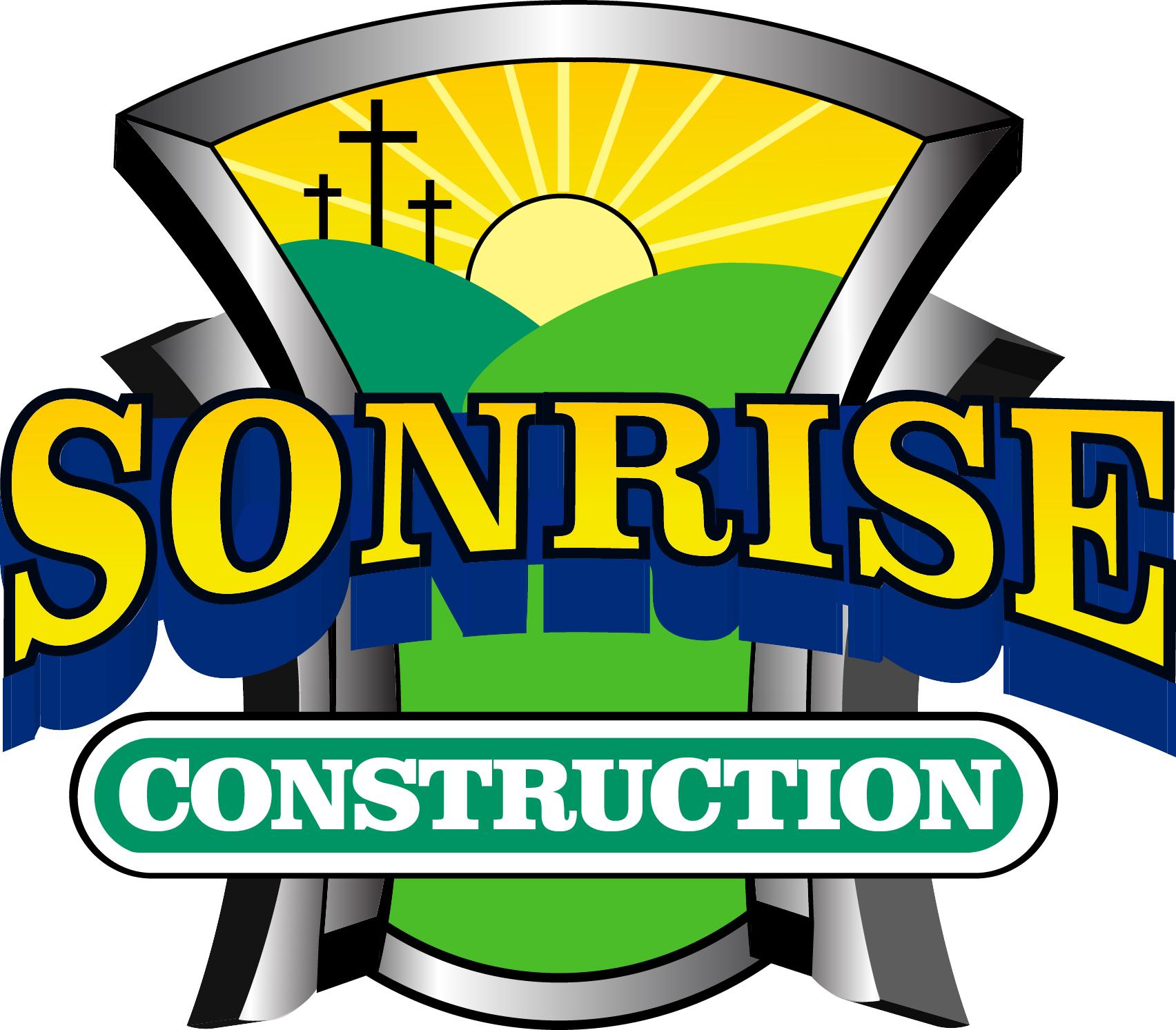 Sonrise Construction | Mike Fournier Business Logo