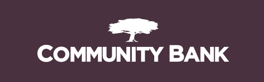 Community Bank Business Logo