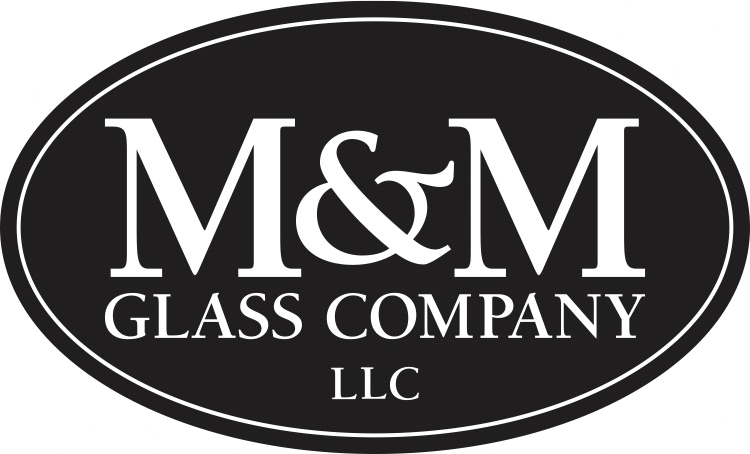M&M Glass, LLC | Lauren Galliano Business Logo