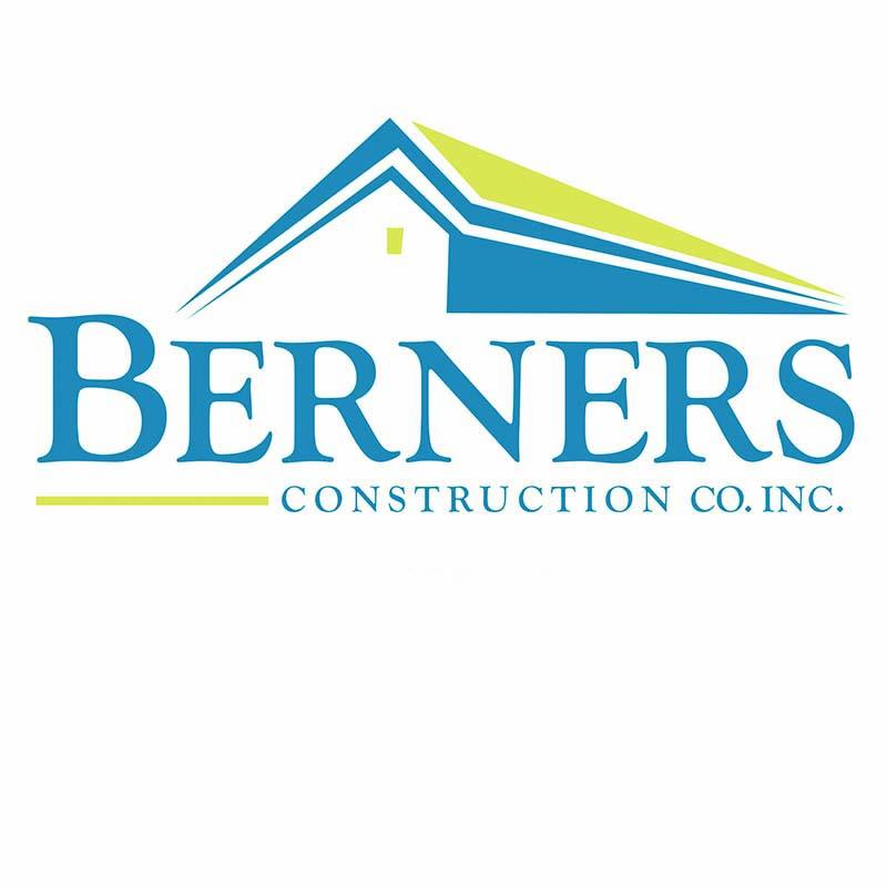 Berner's Construction Co., Inc. | Edward Berner Business Logo