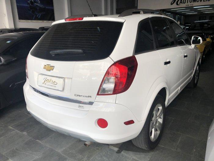 Veículo CAPTIVA 2014 2.4 SIDI 16V GASOLINA 4P AUTOMÁTICO