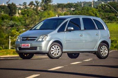 Veículo MERIVA 2009 1.8 MPFI EXPRESSION 8V FLEX 4P AUTOMATIZADO